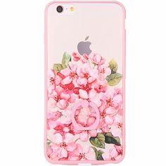 綺麗なフラワー花デザインiphone6/6 plus 1フォンケース+1リングホルダー携帯ケースフォンカバー http://www.harunouta.com/1iphone66-plus11-p-26156.html