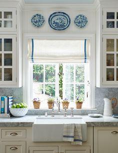Kitchen Redo, New Kitchen, Kitchen Remodel, Kitchen Design, Kitchen Sinks, Kitchen Ideas, Kitchen Cabinets, Armoire, Updated Kitchen