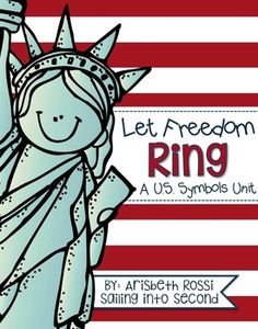 Are you looking for meaningful and exciting American symbols and landmark activities? This 118 page pack has everything you need to teach your students about the 8 American symbols: the White House, the bald eagle, Mount Rushmore, the American Flag, the Lincoln Memorial, the Washington Monument, the Liberty Bell, and the Statue of Liberty. Social Studies Activities, Teaching Social Studies, Teaching Science, Teaching Ideas, American Soldiers, American Flag, Curriculum, Homeschool, National Symbols