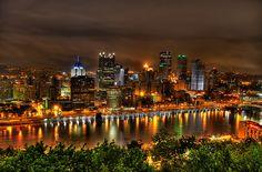 Pittsburgh Skyline |