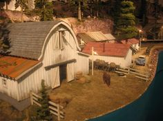 Narrow Gauge Builder - Friends Layout Pics & The Best Hobby Shop on The Planet