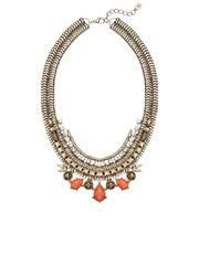 Coraline Tribal Collar Necklace