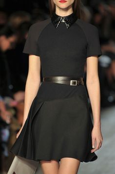 office style - Victoria Beckham Fall 2012