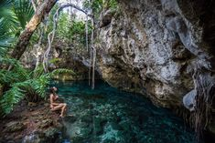 With so many things to do in Tulum, Mexico, how can you choose the perfect itinerary? This list has the best cenotes, lagoons, and activities in the area to make planning easier!