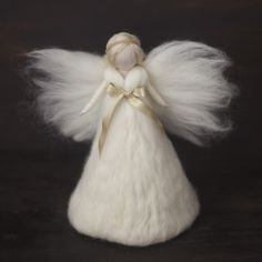 needle felted angels - Sök på Google