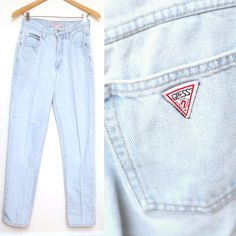Guess jeans - 1980s