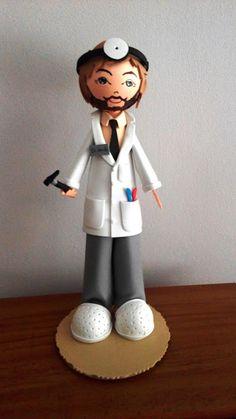 Fofuchas  Tonicusa: Médico Otorrinolaringólogo