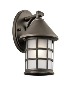 Kichler 49618 Town Light 1 Light Outdoor Wall Light