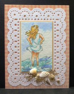 WT540 Seaside Picnic by hobbydujour - Cards and Paper Crafts at Splitcoaststampers