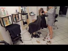 Long Hair Cuts, Long Hair Styles, Hair Movie, Hair Videos, Bob, Hair Beauty, Youtube, Color, Long Hair