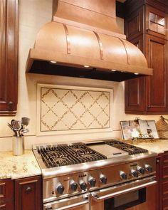 Design Details: Vent Hoods - Design, Kitchen, Ventilation - Builder Magazine