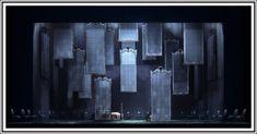 New Production: Don Giovanni - SF Opera (Oct - Nov 2011) First Set Design Images - Fura Dels Baus