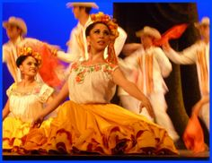 Ballet Folklórico de Amalia Hernández. México
