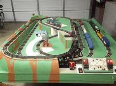 Resultado de imagen para lionel train layouts plans