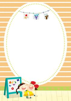 [찬진교육] 유치원 어린이집 메모지, 편지지, 안내문, 가정통신문 도안 : 네이버 블로그 Tupperware, Sunday School, Art For Kids, Playing Cards, Clip Art, Layout, Scrapbook, Dolls, Wallpaper