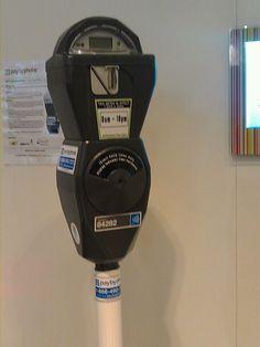 parcmetre NFC (Barcelone)