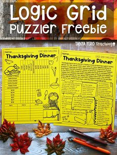 10 Academic Activities to Get You Thru The Holidays - Ideas for Upper Elementary
