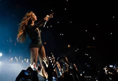 Beyonce in Toronto!