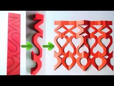 how to make simple easy paper cutting flower designs paper flowerdiy tutorial by step by step youtube