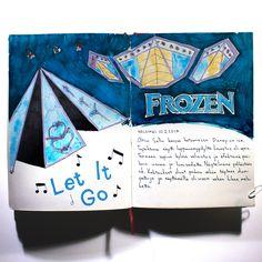 From sketchbook of Petri Fills Disney On Ice, Helsinki, Sketching, Divas, Frozen, Drawings, Sketches, Drawing, Sketch