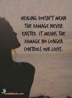 The healing mindset: