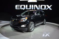 2016 Chevrolet Equinox Review, Specs, Feature and Images - Chevrolet Equinox is a compact SUV similar in size to the Nissan Rogue, Honda CR-V