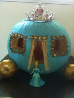 Cinderella Coach Pumpkin