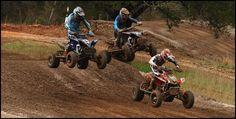 Chad Wienen, Josh Upperman, Thomas Brown ATV Battle