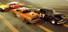 OVAL - Figure 8.. Islip Speedway.. - Slot Car Illustrated Forum