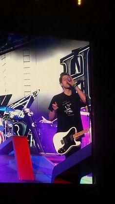 At the 1D where we are tour 2014 I took this pic credit to me