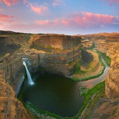 ✮ Palouse Falls, Washington