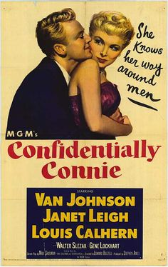confidentially connie 1953