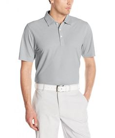 Cutter & Buck Men's Cb Drytec Blaine Oxford Polo: Rethink the possibilities with the blaine oxford polo. Crafted from elegant 100 percent polyester pique this shirt wears well from conference to club. Polo Shirts With Pockets, Short Sleeve Polo Shirts, Men Shirts, Mens Clothing Sale, Golf Clothing, Mens Golf Outfit, Mens Back, Branded Shirts, Oxford