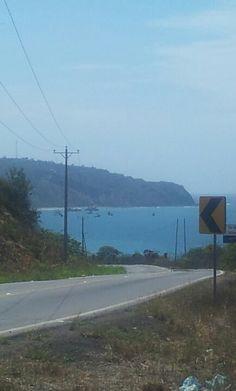 #Amo la ruta del sol Ecuador