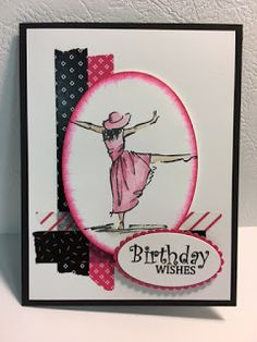 My Creative Corner!: Beautiful You, Birthday Card, 2017 Occasions Catalog, Stampin Up!, Rubber Stamping, Handmade Cards