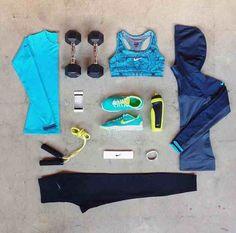 #GymFlow  Nike women