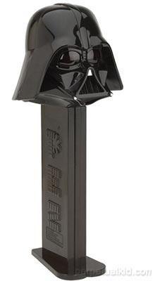 Darth Vader Pez Dispenser