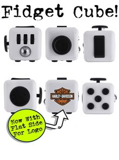 Tradeshow and conferences are a hit with a fidget cube. #Fidget Spinner # Hand Spinner #fidget Cube #spinner #swag #marketing  Get your business or event logo on a Fidget Cube or Fidget Spinner .888-908-1481 ,www.promomotive.com