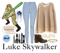 """Luke Skywalker"" by disneyonrepeat ❤ liked on Polyvore featuring Topshop, Charlotte Russe, Steve Madden, Max Factor, Marc Jacobs, Chanel, women's clothing, women, female and woman"