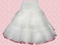 Petticoat zum Kleid 50er Jahre 56 cm