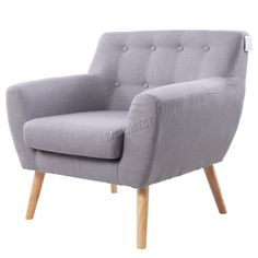 Home & Office. This tasteful single seater sofa will look stylish in any modern home interior, either as a single piece or to complement a living room suite;. Classic design with a modern twist with button stitch detailing on the backrest;.   eBay!