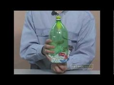 Kid Science - Balloon Lung - YouTube THere's a collection of other human body videos at the side on this webpage.