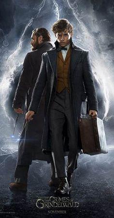 Fantastic Beasts: The Crimes of Grindelwald (2018) - IMDb