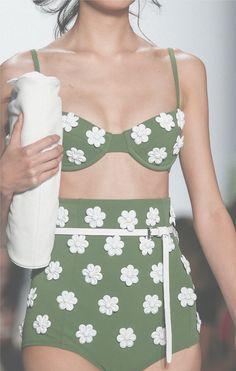 Swimwear at Michael Kors S/S 2014