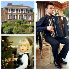 Bach to Baby concerts in Hampstead at Burgh house.