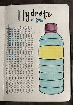 Smart Bullet Journal Ideas You Should Try Now - # . - Inspirationen - Smart Bullet Journal ideas you should try now – - Bullet Journal School, Bullet Journal Writing, Bullet Journal Aesthetic, Bullet Journal Inspiration, Bullet Journal Water Tracker, Bullet Journal Health, Bullet Journal Ideas How To Start A, Water Journal, Bullet Journal Book List