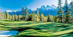 Silvertip Golf Course - Canada