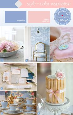 Pair it up pretty with Rose Quartz and Serenity!