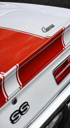 1969 Chevrolet Camaro Indianapolis 500 Pace Car