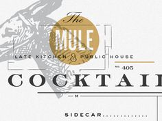 The Mule Late Kitchen & Public House